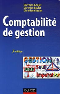 Christian Goujet et Christian Raulet - Comptabilité de gestion.