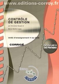 Contrôle de gestion UE 11 du DCG - Corrigé.pdf