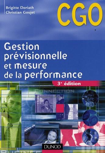 Christian Goujet et Brigitte Doriath - Gestion prévisionnelle et mesure de la performance.