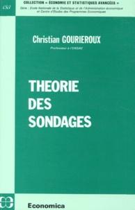 Christian Gourieroux - Théorie des sondages.