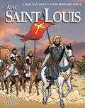 Christian Goux et Louis-Bernard Koch - Avec Saint Louis.