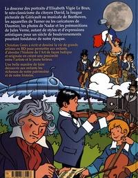 Christian Goux - Petites histoires de l'art racontées aux enfants Tome 4 : Vers l'épopée du XIXe siècle.