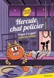 Christian Grenier - Hercule, chat policier - Pièges à la gym !.