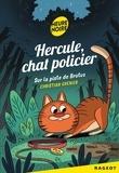 Christian Grenier - Hercule Chat Policier, Sur la piste de Brutus.