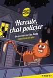 Christian Grenier - Hercule Chat Policier : Un voleur sur les toits.