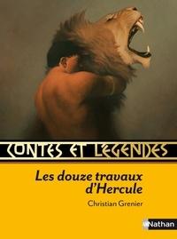 Téléchargements gratuits de livres électroniques français Les douze travaux d'Hercule en francais CHM PDB par Christian Grenier 9782092540923