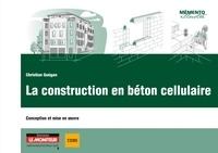 Histoiresdenlire.be La construction en béton cellulaire - Conception et mise en oeuvre Image