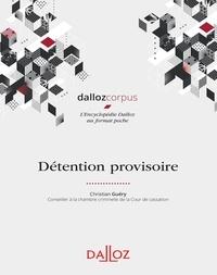 Christian Guéry - Détention provisoire.