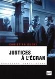 Christian Guery - Justices à l'écran.