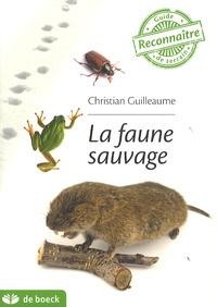 Christian Guilleaume - La faune sauvage.