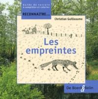 Christian Guilleaume - Les empreintes.