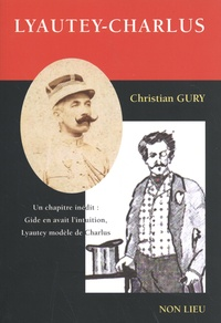 Christian Gury - Lyautey-Charlus.