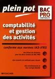 Christian Habouzit - Comptabilité et gestion des activités - Bac pro comptabilité.