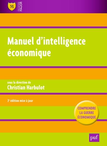 Christian Harbulot - Manuel d'intelligence économique.