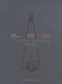 Christian Hauvette et Pierre Champenois - Hauvette et Associés - Palais, Machines, Habitations, édition bilingue français-anglais.