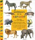 Christian Havard et Catherine Fichaux - Animaux de la Savane - Avec figurines.