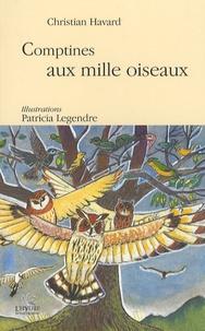 Christian Havard - Comptines aux milles oiseaux.