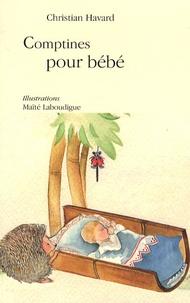 Christian Havard - Comptines pour bébé.