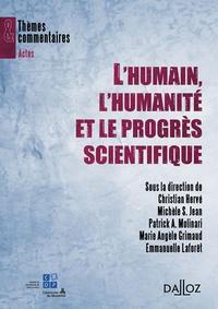Lhumain, lhumanité et le progrès scientifique.pdf