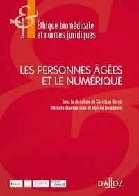 Christian Hervé et Michèle Stanton-Jean - Les personnes âgées et le numérique.