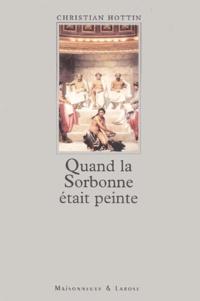 Galabria.be Quand la Sorbonne était peinte Image