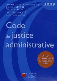 Code de justice administrative 2009.pdf