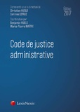 Christian Huglo et Corinne Lepage - Code de justice administrative.