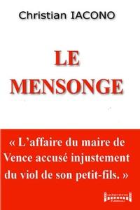 Christian Iacono - Le mensonge.