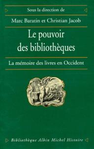 Christian Jacob et Marc Baratin - .