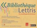Christian Jacomino et Jean Mesnager - Bibliothèque Lettris - Une nouvelle approche de la lecture. 1 Cédérom