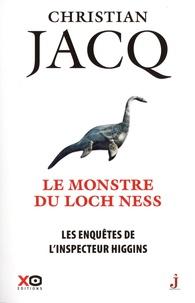 Christian Jacq - Les enquêtes de l'inspecteur Higgins Tome 39 : Le monstre du Loch Ness.