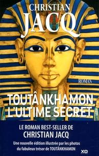 Livres à télécharger gratuitement en grec Toutânkhamon l'ultime secret par Christian Jacq DJVU ePub PDF 9782374481449