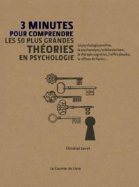 Livres format pdf téléchargement gratuit 3 minutes pour comprendre les 50 plus grandes théories en psychologie 9782702909355 (French Edition) RTF