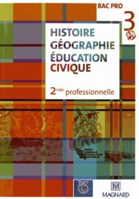 Histoiresdenlire.be Histoire Géographie Education civique 2e Bac Pro - Spécial Antilles Image