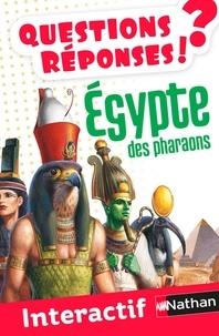 Christian Jégou et Xavier Mussat - QUEST REPO COLL  : Égypte des pharaons - Questions/Réponses.