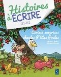 Christian Jolibois et Christian Heinrich - Histoires à écrire CE1-CE2 - Cerises surprises chez les p'tites poules. 1 Cédérom