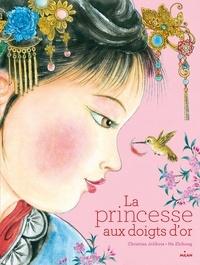 Christian Jolibois - La princesse aux doigts d'or.
