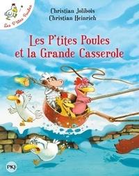 Les p'tites poules et la grande casserole - Christian Jolibois pdf epub