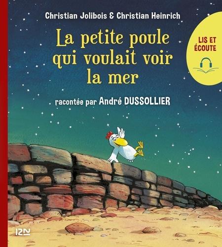 Les P'tites Poules - La petite poule qui voulait voir la mer - 9782823882285 - 11,99 €