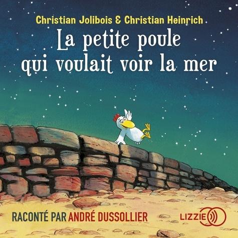 Les P'tites Poules - La petite poule qui voulait voir la mer - Format MP3 - 9791036603242 - 11,95 €
