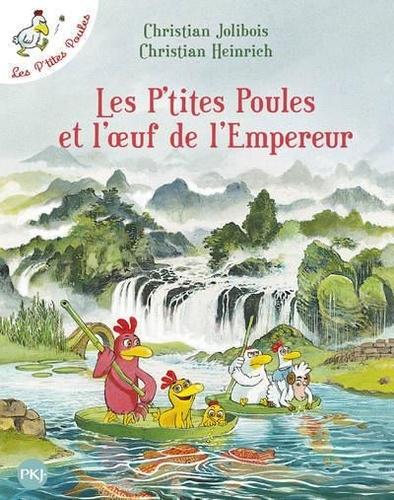 Les P'tites Poules  Les P'tites Poules et l'oeuf de l'Empereur