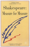Christian Karlson Stead - Shakespeare : Measure for Measure.