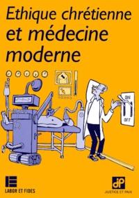 Accentsonline.fr ETHIQUE CHRETIENNE ET MEDECINE MODERNE. Points de repères sur des problèmes actuels Image
