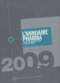 Christian Lajoux - L'Annuaire Pharma - L'industrie pharmaceutique et ses partenaires.
