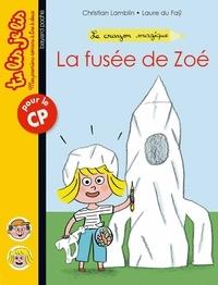 Christian Lamblin - Le crayon magique, Tome 02 - La fusée de Zoé.