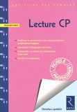 Christian Lamblin - Lecture CP.