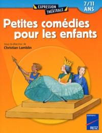 Histoiresdenlire.be Petites comédies pour les enfants. 7/11 ans Image