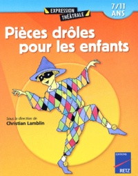 Pièces drôles pour les enfants. 7/11 ans.pdf