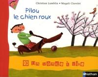 Christian Lamblin - Pilou le chien roux.