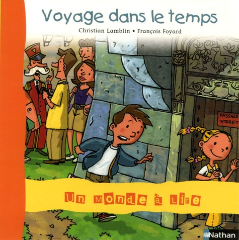 Christian Lamblin - Voyage dans le temps.